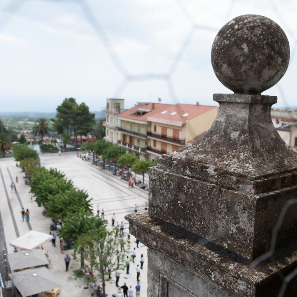 Nuova Piazza Belvedere