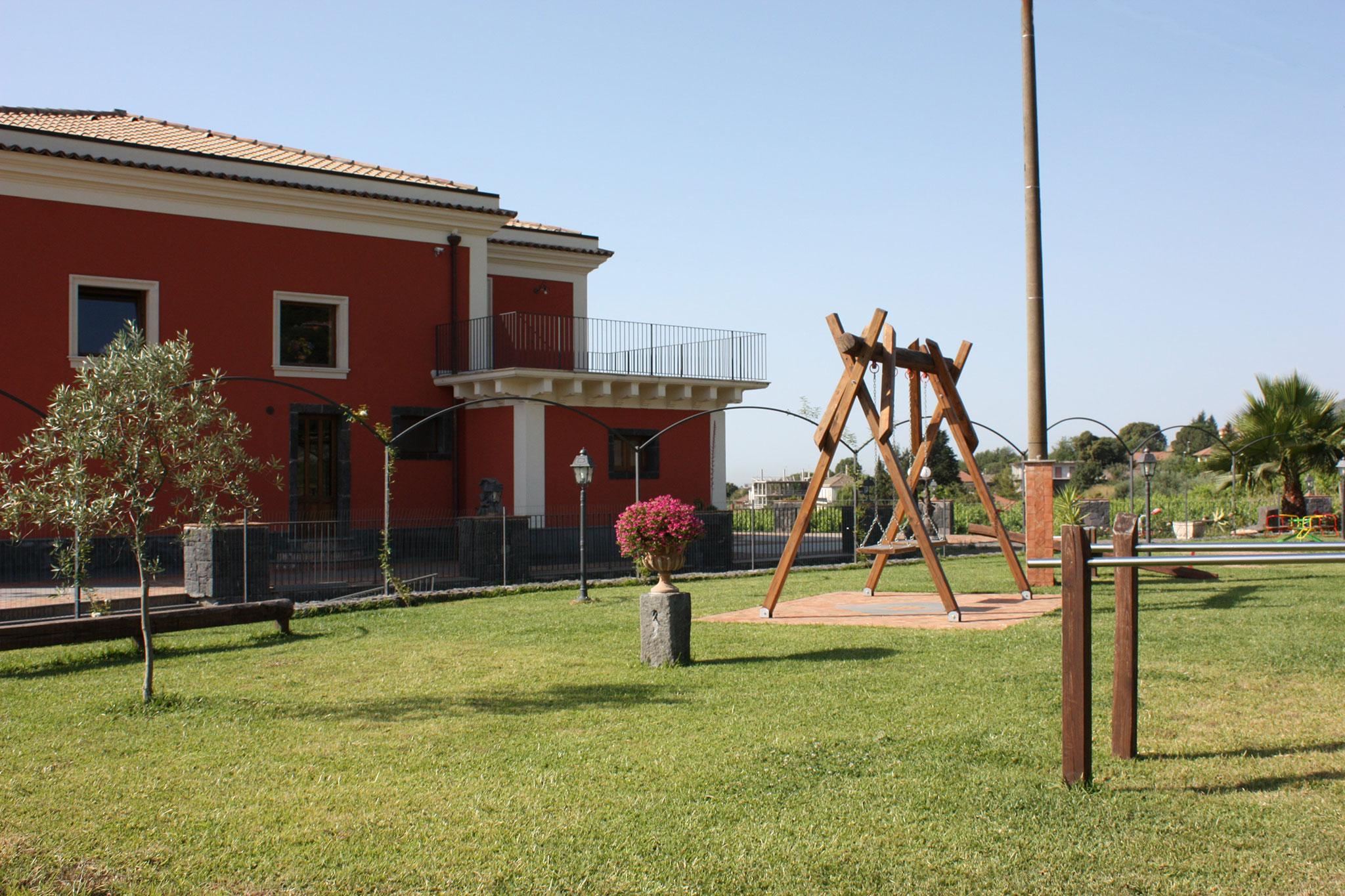 Villa Giuffrida