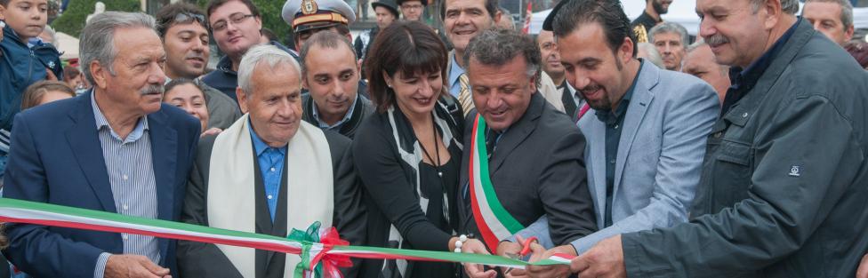 Inaugurata l'edizione 2014 dell'Ottobrata Zafferanese