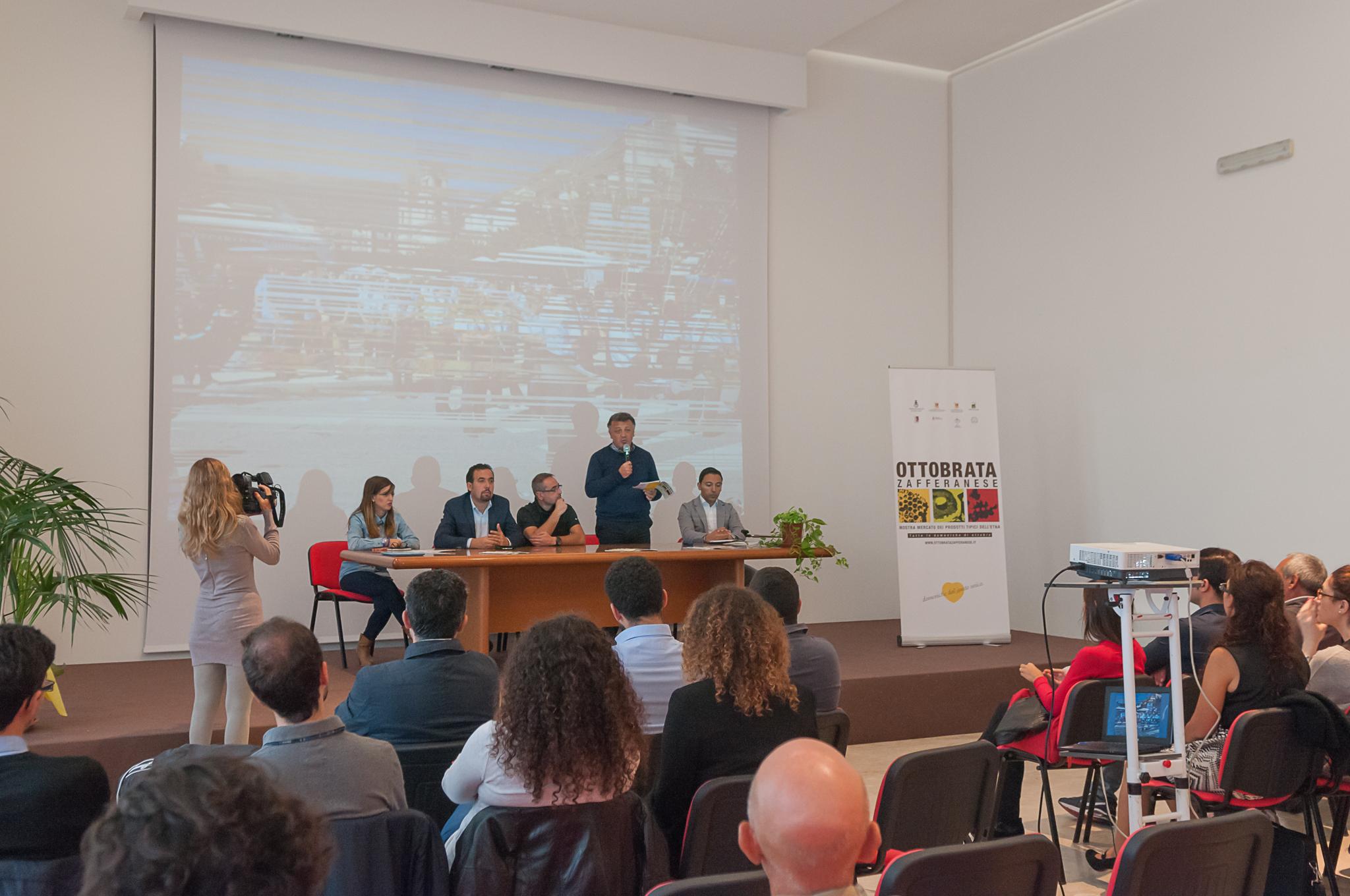 Conferenza Ottobrata 2015