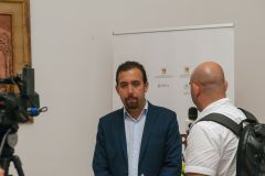 Conferenza Stampa Ottobrata Zafferanese 2015