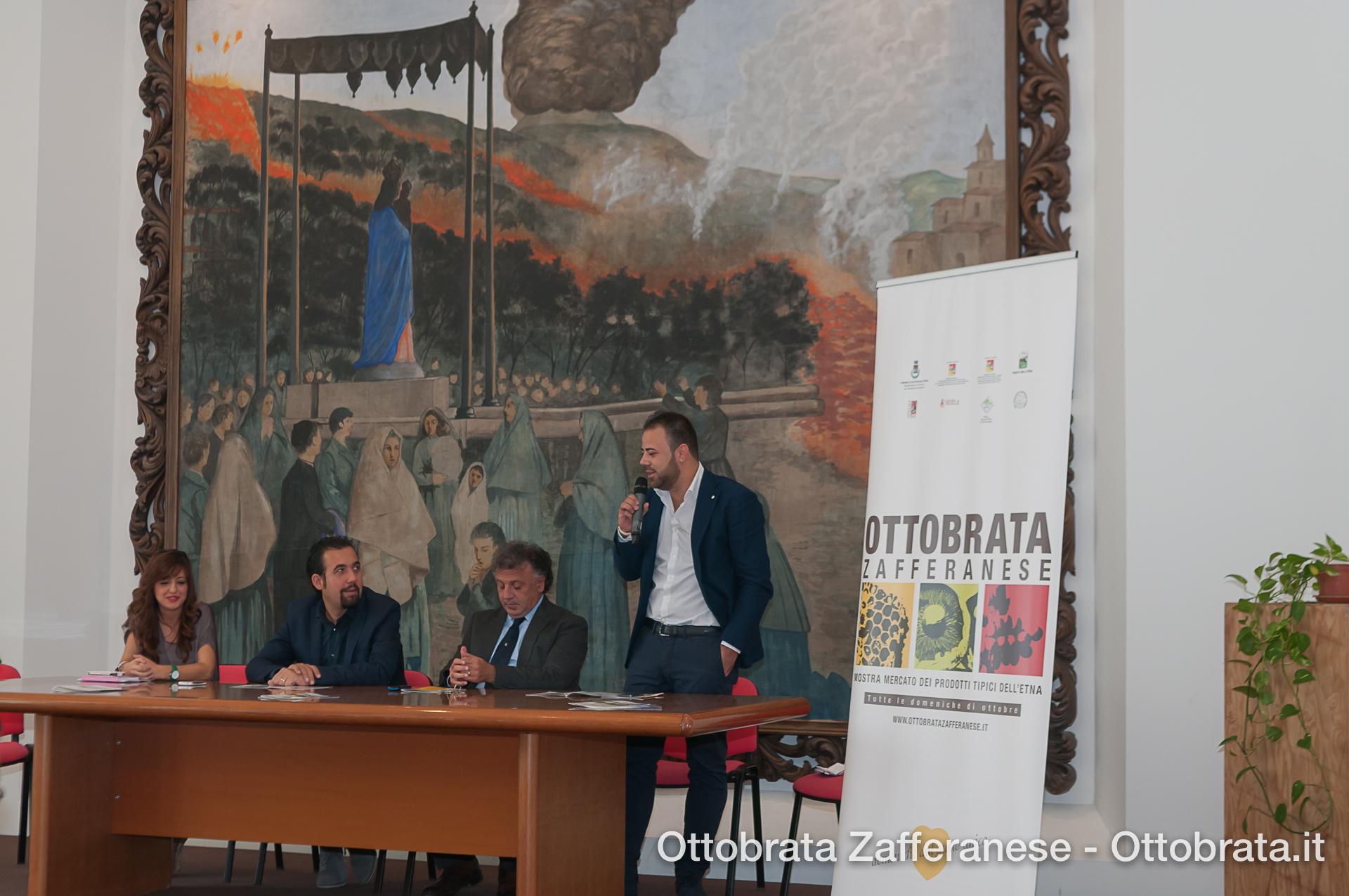Presentazione Ottobrata Zafferanese 2016